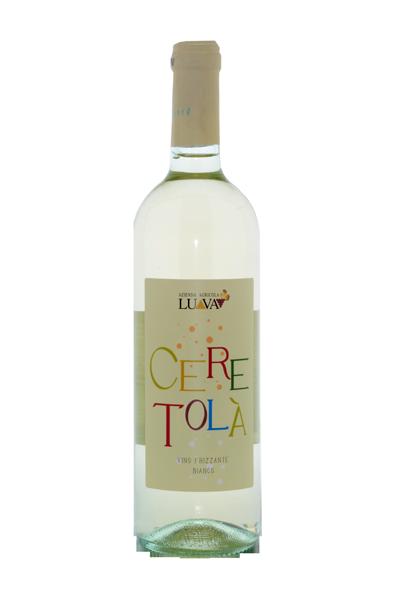Ceretola: vino bianco frizzante