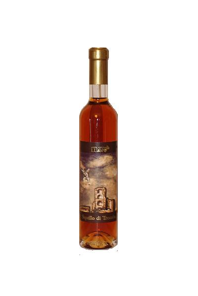 Squillo di Tromba: Vino bianco da uve stramature